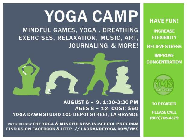 YOGA CAMP YOGA DAWN 1
